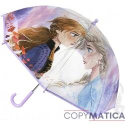 Paraguas Transparente de...