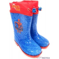 Botas Agua Spiderman Marvel...