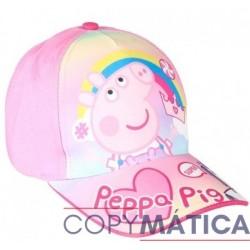 GORRA INFANTIL PEPPA PIG
