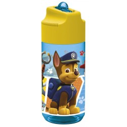 Botella Paw Patrol pvc 450 ml