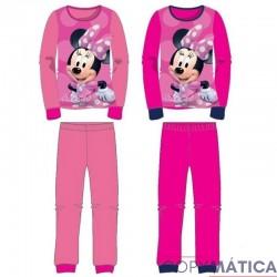 Pijama algodón Minnie 3 a 8...