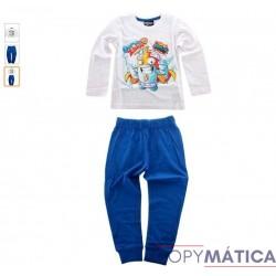 Pijama SuperZings infantil...