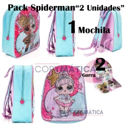Pack Lol Surprise  Mochila...