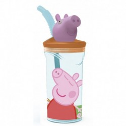 VASO FIGURITA 3D 360ML....