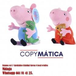 PELUCHE PEPPA PIG 27CM IT´S...