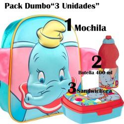 PACK Mochila Infantil 3D...
