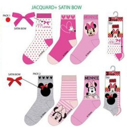 Pack 3 calcetines de Minnie...