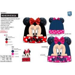 Gorro Minnie Disney T.52-54...