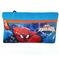 Spiderman estuche plano