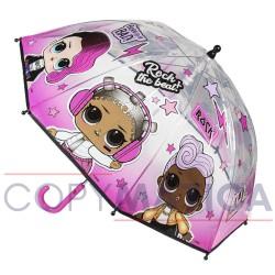 Paraguas Burbuja...