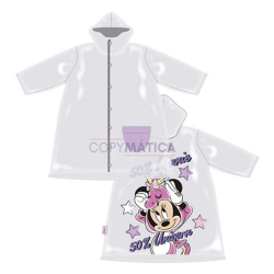 Impermeable Minnie Disney...
