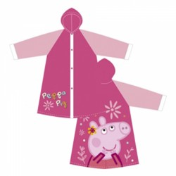 Impermeable Peppa Pig .T.2-4-6