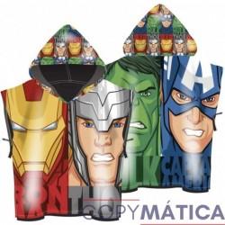 Poncho Avengers Marvel...