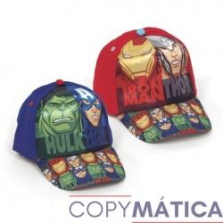 Gorra Avengers Marvel T.51/54