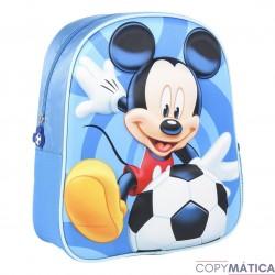 Mochila Mickey Disney 3D...