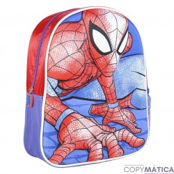 Mochila Spiderman Marvel 3D...
