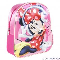 Mochila Minnie Disney 3D...