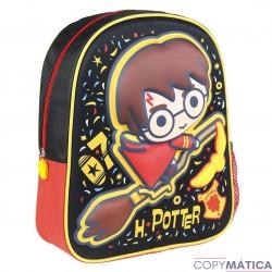 Mochila Harry Potter 3D...